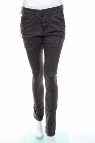 Дамски панталон Le Temps Des Cerises, Размер M, Цвят Черен, 98% памук, 2% еластан, Цена 22,40лв.