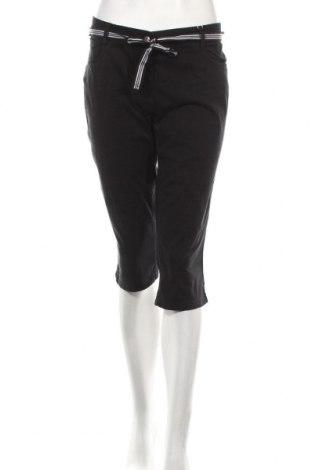 Pantaloni de femei Tom Tailor, Mărime XL, Culoare Albastru, 97% bumbac, 3% elastan, Preț 72,63 Lei