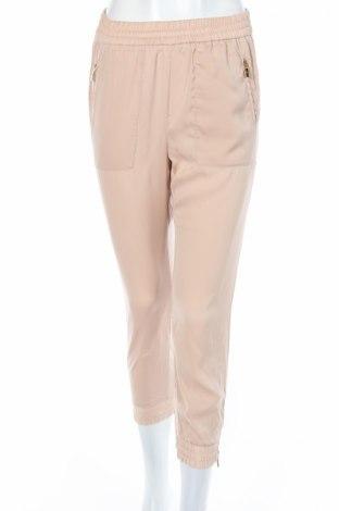 Pantaloni de femei Witchery, Mărime S, Culoare Bej, Poliester, Preț 76,27 Lei
