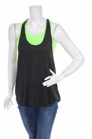Tricou de damă Active&Co, Mărime M, Culoare Negru, Poliester, elastan, Preț 53,71 Lei