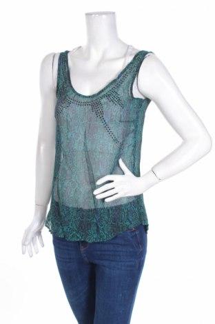 Γυναικείο αμάνικο μπλουζάκι Girl Xpress, Μέγεθος S, Χρώμα Πολύχρωμο, Πολυεστέρας, Τιμή 2,95€