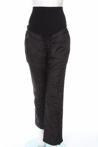 Дамски спортен панталон Mamalicious, Размер S, Цвят Черен, Полиестер, Цена 66,75лв.