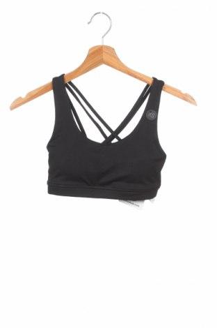 Γυναίκειο αθλητικό τοπ Cotton On, Μέγεθος XS, Χρώμα Μαύρο, 88% πολυεστέρας, 12% ελαστάνη, Τιμή 16,33€