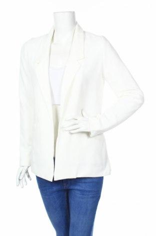 Дамско сако Even&Odd, Размер S, Цвят Бял, 95% полиестер, 5% еластан, Цена 24,80лв.