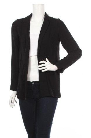 Дамско сако New Look, Размер S, Цвят Черен, Полиестер, Цена 46,08лв.