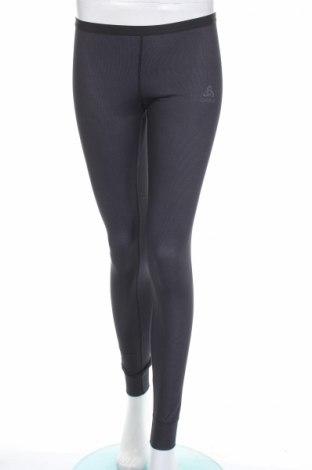Pantaloni trening de femei Odlo, Mărime S, Culoare Negru, 92% poliester, 8% alte materiale, Preț 136,32 Lei
