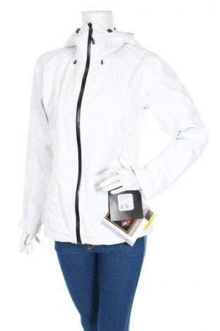 Γυναικείο μπουφάν αθλητικό Mammut, Μέγεθος S, Χρώμα Λευκό, Τιμή 93,85€