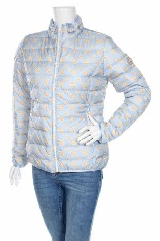 Γυναικείο μπουφάν Featuring, Μέγεθος L, Χρώμα Πολύχρωμο, Πολυαμίδη, φτερά και πούπουλα, Τιμή 24,43€