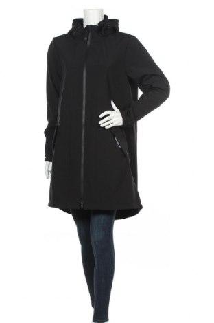 Γυναικείο μπουφάν Zizzi, Μέγεθος L, Χρώμα Μαύρο, 95% πολυεστέρας, 5% ελαστάνη, Τιμή 62,39€