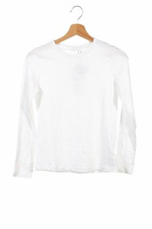 Детска блуза Name It, Размер 12-13y/ 158-164 см, Цвят Бял, 95% памук, 5% еластан, Цена 27,00лв.