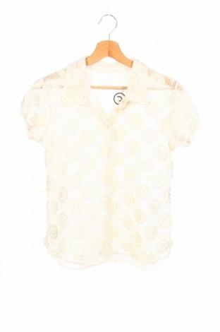 Παιδικό πουκάμισο Baci & Abbracci, Μέγεθος 13-14y/ 164-168 εκ., Χρώμα Λευκό, 98% βαμβάκι, 2% ελαστάνη, Τιμή 5,16€