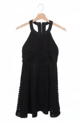 Детска рокля Bardot, Размер 11-12y/ 152-158 см, Цвят Черен, 100% полиестер, Цена 8,40лв.