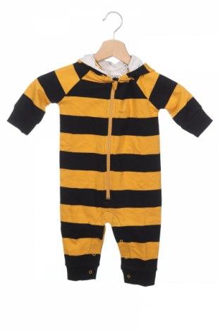 Salopetă pentru copii., Mărime 6-9m/ 68-74 cm, Culoare Negru, Bumbac, Preț 50,10 Lei