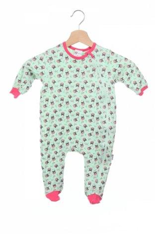 Salopetă pentru copii. Gelati, Mărime 6-9m/ 68-74 cm, Culoare Verde, 95% bumbac, 5% elastan, Preț 57,26 Lei