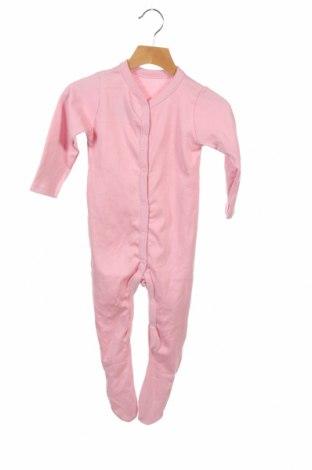 Salopetă pentru copii. Mothercare, Mărime 12-18m/ 80-86 cm, Culoare Roz, Bumbac, Preț 72,95 Lei