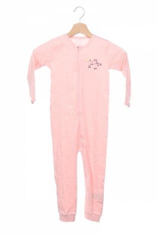 Salopetă pentru copii. Name It, Mărime 18-24m/ 86-98 cm, Culoare Roz, Bumbac, Preț 64,42 Lei