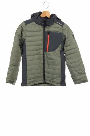 Детско яке за зимни спортове Brunotti, Размер 9-10y/ 140-146 см, Цвят Зелен, 96% полиестер, 4% еластан, Цена 89,40лв.