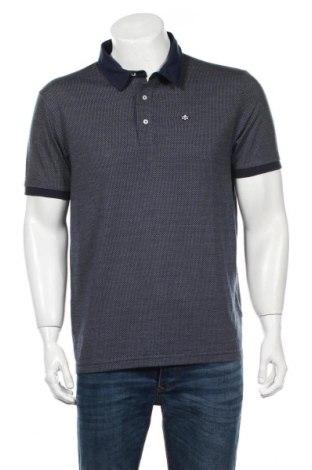 Ανδρικό t-shirt Sir Raymond Tailor, Μέγεθος XL, Χρώμα Μπλέ, 95% βαμβάκι, 5% ελαστάνη, Τιμή 27,53€