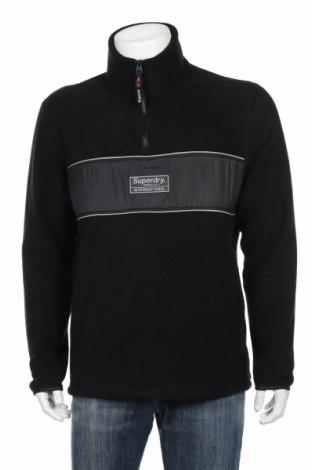 Pánské termo tričko  Superdry, Rozměr XL, Barva Černá, Polyester, Cena  516,00Kč
