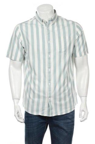 Pánska košeľa  Only & Sons, Veľkosť L, Farba Zelená, Bavlna, Cena  12,47€