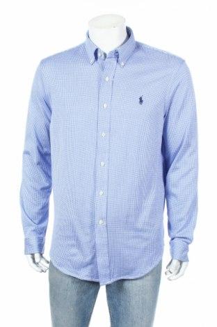 Pánska košeľa  Ralph Lauren, Veľkosť L, Farba Modrá, 100% bavlna, Cena  39,41€