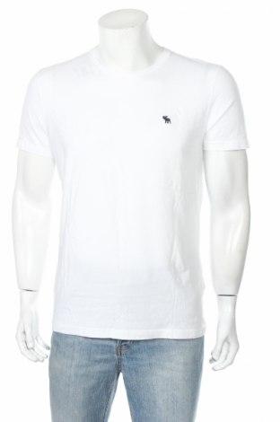 Ανδρικό t-shirt Abercrombie & Fitch, Μέγεθος M, Χρώμα Λευκό, Βαμβάκι, Τιμή 10,99€