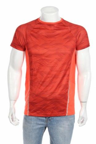 Pánské tričko  Active&Co, Rozměr S, Barva Oranžová, Polyester, Cena  102,00Kč