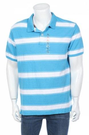 Tricou de bărbați Tweed River, Mărime XL, Culoare Albastru, Bumbac, Preț 50,73 Lei