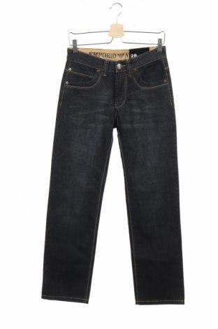 Ανδρικό τζίν Armani Exchange, Μέγεθος XS, Χρώμα Μπλέ, 98% βαμβάκι, 2% ελαστάνη, Τιμή 30,45€