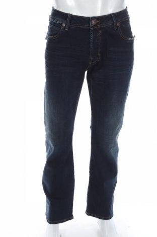 Мъжки дънки Ltb, Размер L, Цвят Син, 99% памук, 1% еластан, Цена 56,07лв.