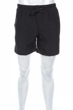 Мъжки къс панталон, Размер S, Цвят Черен, Полиестер, Цена 7,88лв.