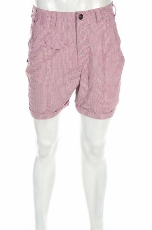 Мъжки къс панталон Bauhaus, Размер M, Цвят Розов, Памук, Цена 28,35лв.
