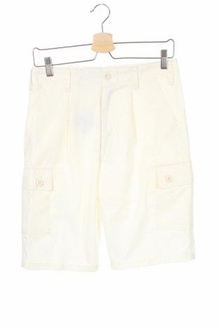 Ανδρικό κοντό παντελόνι Buster, Μέγεθος XS, Χρώμα Λευκό, 65% πολυεστέρας, 35% βαμβάκι, Τιμή 1,59€