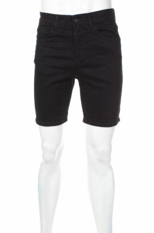 Pánske kraťasy  Your Turn, Veľkosť M, Farba Čierna, 98% bavlna, 2% elastan, Cena  14,74€