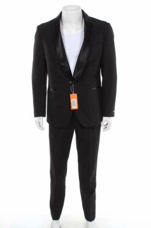 Pánsky oblek  Oppo Suits, Veľkosť M, Farba Čierna, Polyester, Cena  58,13€