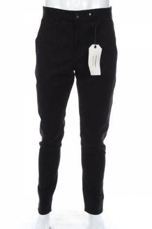Мъжки панталон Rag & Bone, Размер L, Цвят Черен, 97% памук, 3% еластан, Цена 116,70лв.