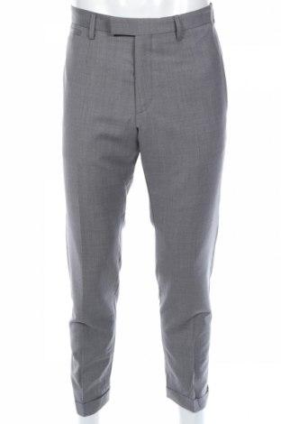Мъжки панталон Strellson, Размер L, Цвят Сив, 55% вискоза, 45% полиестер, Цена 59,70лв.