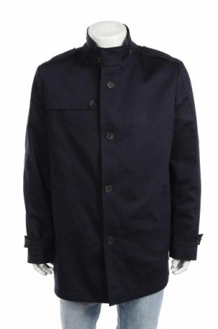 Pánský přechodný kabát  Cinque, Rozměr XL, Barva Modrá, 67% bavlna, 31% polyester, 2% elastan, Cena  1618,00Kč