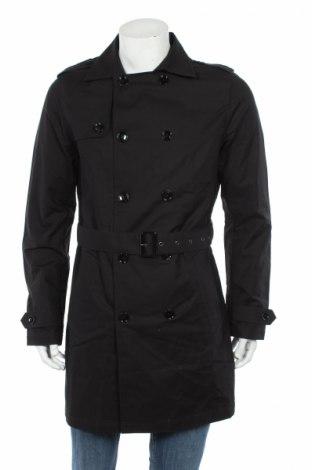 Pánsky prechodný kabát  Pier One, Veľkosť M, Farba Čierna, Bavlna, Cena  28,50€