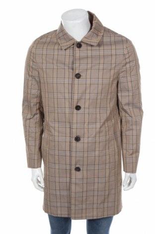 Pánsky kabát  Calvin Klein, Veľkosť L, Farba Béžová, 62% bavlna, 38% polyester, Cena  101,75€