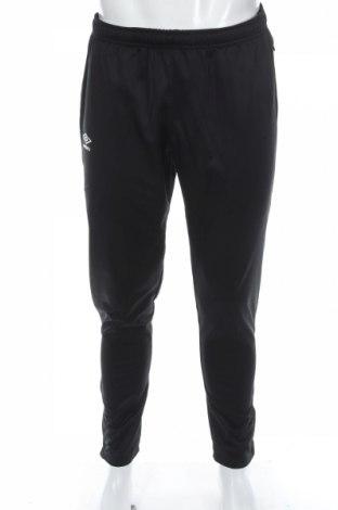 Pantaloni trening de bărbați Umbro, Mărime L, Culoare Negru, Poliester, Preț 114,21 Lei