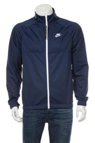 Pánský sportovní vrch Nike, Rozměr S, Barva Modrá, Polyester, Cena  632,00Kč