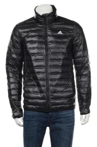 Ανδρικό αθλητικό μπουφάν Adidas, Μέγεθος M, Χρώμα Μαύρο, Πολυεστέρας, Τιμή 70,02€