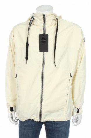 Ανδρικό αθλητικό μπουφάν Colmar, Μέγεθος M, Χρώμα Εκρού, Πολυεστέρας, Τιμή 70,98€