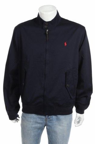 Pánska bunda  Polo By Ralph Lauren, Veľkosť XL, Farba Modrá, 100% bavlna, Cena  61,69€