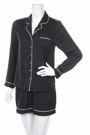 Πιτζάμες Anna Field, Μέγεθος XS, Χρώμα Μαύρο, Πολυεστέρας, Τιμή 13,64€