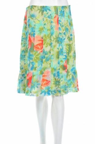 Φούστα Ann Taylor, Μέγεθος M, Χρώμα Πολύχρωμο, Μετάξι, Τιμή 13,71€