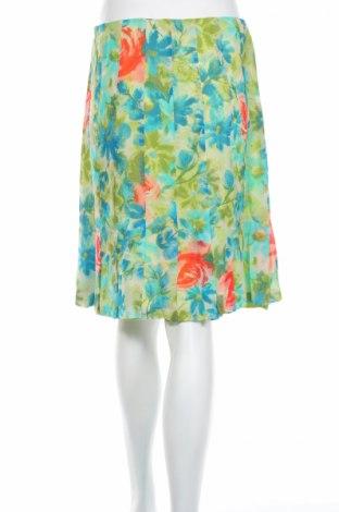 Φούστα Ann Taylor, Μέγεθος S, Χρώμα Πολύχρωμο, Μετάξι, Τιμή 15,76€