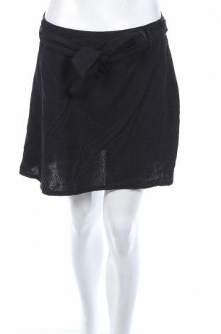 Пола Clothing & Co, Размер M, Цвят Черен, 55% лен, 45% вискоза, Цена 5,59лв.