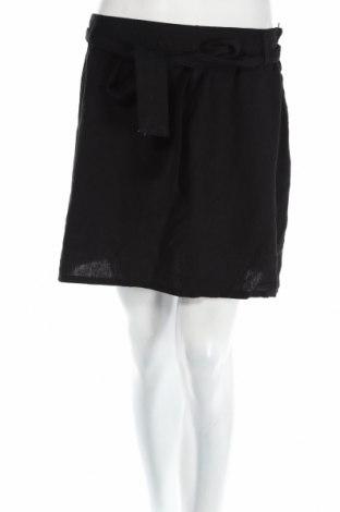 Пола Clothing & Co, Размер M, Цвят Черен, 55% лен, 45% вискоза, Цена 4,20лв.